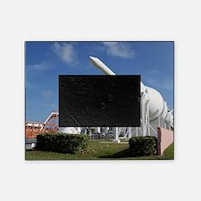 Kennedy Space Center Rocket Garden Picture Frame