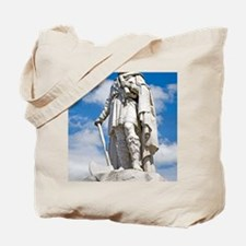King Alfred the Great of England Tote Bag