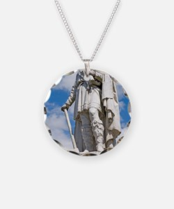 King Alfred the Great of Eng Necklace