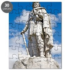 King Alfred the Great of England Puzzle