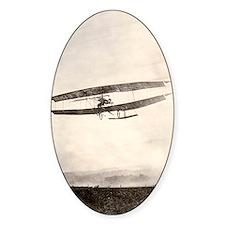 June Bug aeroplane, 1908 Decal