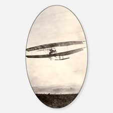 June Bug aeroplane, 1908 Decal