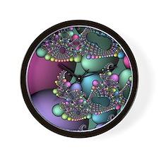 Julia fractal Wall Clock