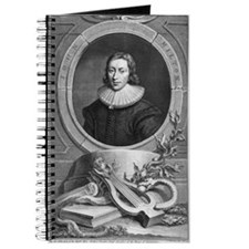 John Milton, English poet Journal
