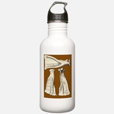 Kalmyk bone divination Water Bottle