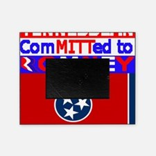 tennesseeromneyflag Picture Frame