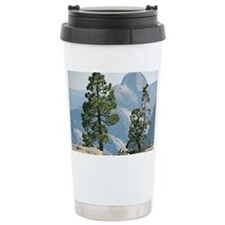 Jeffrey pine and whitebark pine Thermos Mug