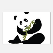 Hungry Panda Postcards (Package of 8)
