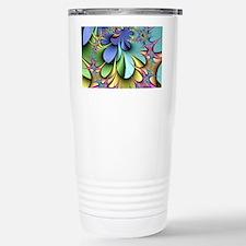Julia fractal Travel Mug