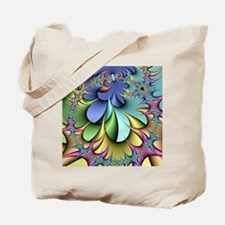 Julia fractal Tote Bag