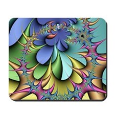 Julia fractal Mousepad