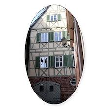 Johannes Kepler's birthplace Decal