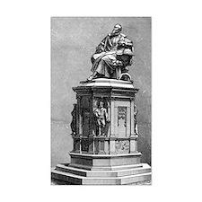 Johannes Kepler monument, artw Decal