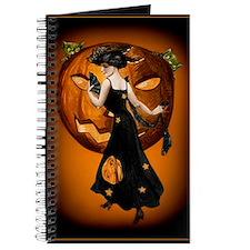 Pumpkin Queen, 16x20 print Journal