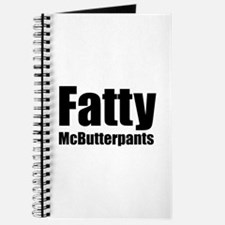 Fatty McButterpants Journal