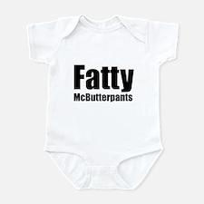 Fatty McButterpants Infant Bodysuit