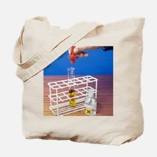 Iron test Tote Bag