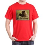 B..air guitar Red T-Shirt