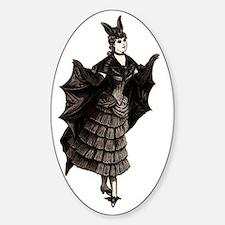 Victorian Bat, Shirt Decal