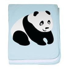 Panda-1 baby blanket