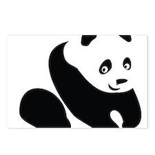 Panda-1 Postcards (Package of 8)
