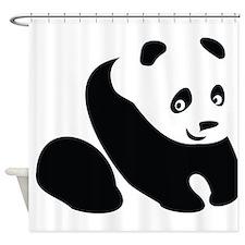 Panda-1 Shower Curtain