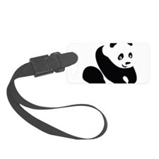 Panda-1 Luggage Tag