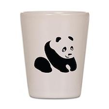 Panda-1 Shot Glass