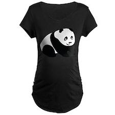 Panda-1 Maternity T-Shirt