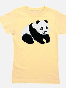 Panda-1 Girl's Tee