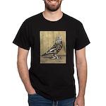 Brown Mottle West Dark T-Shirt