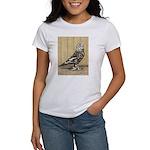 Brown Mottle West Women's T-Shirt