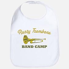 Rusty Trombone Bib