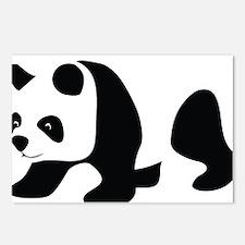 Panda-3 Postcards (Package of 8)