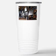 Industrial powder coating inspe Travel Mug