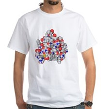 Insulin molecule Shirt