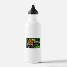 Jungle Cheetah Water Bottle