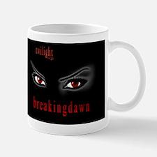 Twilight Breaking dawn Vamp Eye Red Fli Mug