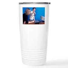 Inducing current Travel Mug
