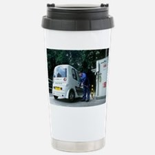 Hydrogen fuel cell car refuelli Travel Mug