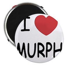 I heart MURPH Magnet