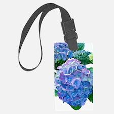 Hydrangea (Hydrangea macrophylla Luggage Tag