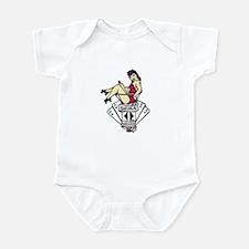 Devil's Darlings Infant Bodysuit