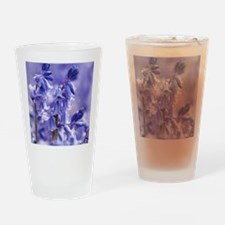 Hyacinthoides x massartiana Drinking Glass