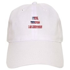 Think Libertarian Baseball Cap