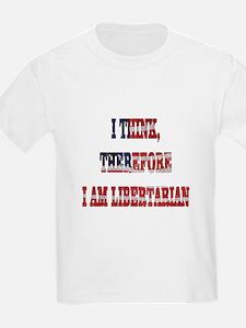 Think Libertarian T-Shirt