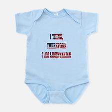 Think Libertarian Infant Bodysuit