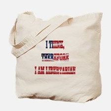 Think Libertarian Tote Bag