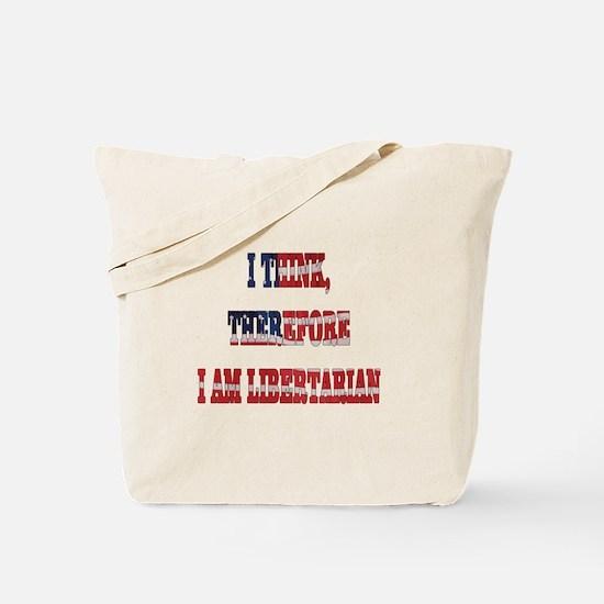 Think Libertarian Tote Bag
