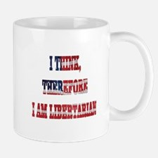 Think Libertarian Small Small Mug